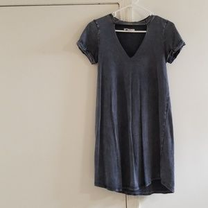 AEO Washed Out T Shirt Dress